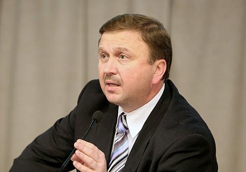 Кобяков рассчитывает вскором времени договориться сРФ понефти игазу