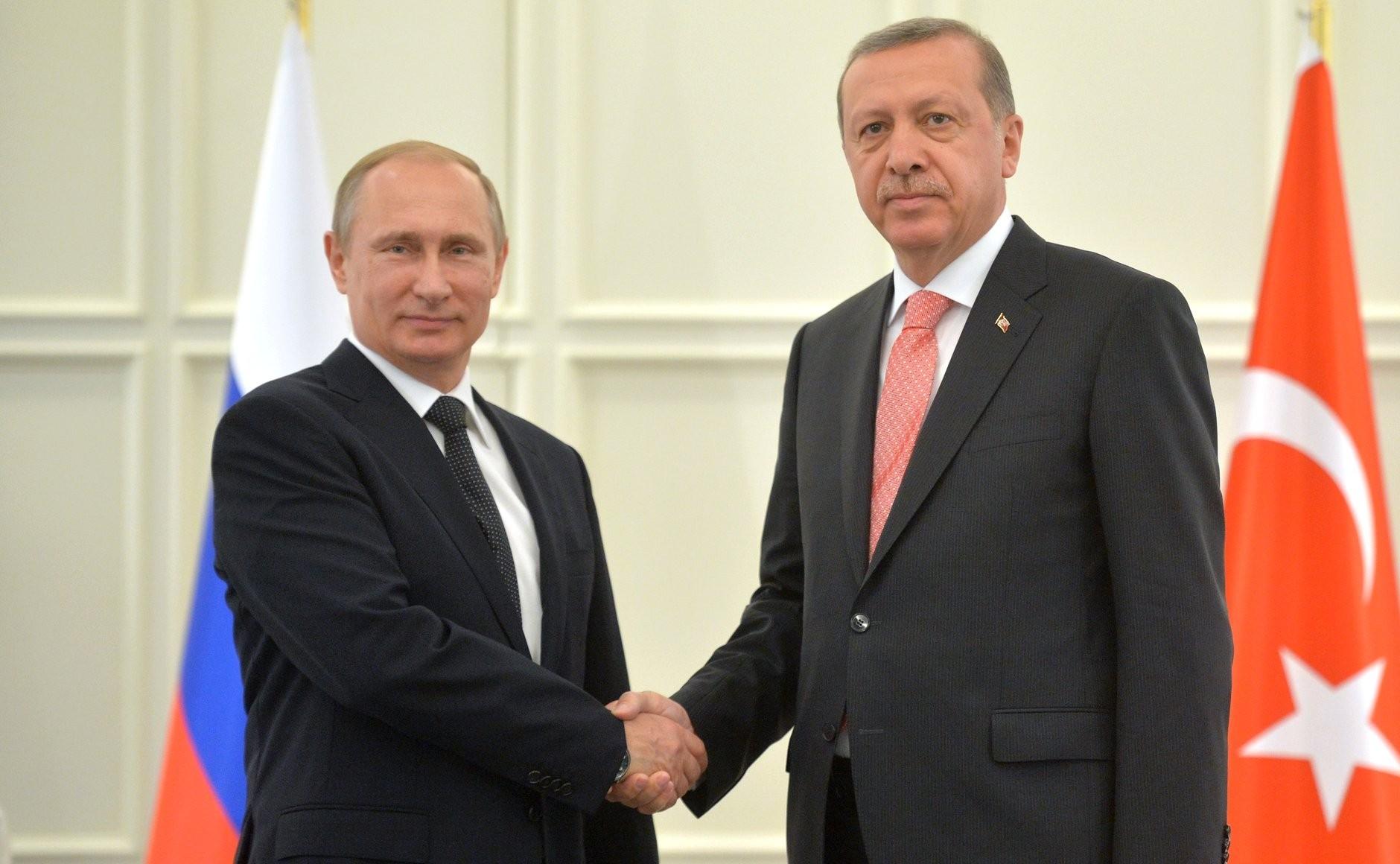 31августа Турцию посетить президент Российской Федерации Владимир Путин