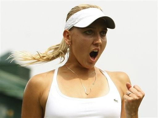 Елена Веснина прошла во 2-ой круг турнира вНью-Хейвене