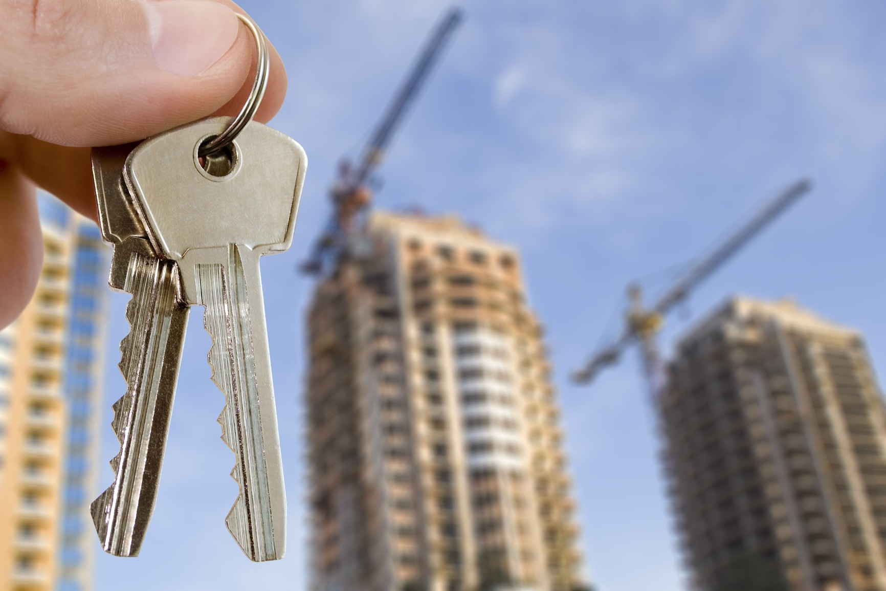 В 2020г. власти хотят увеличить объем ипотеки вдвое