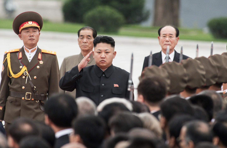 Ким Чен Ынназвал триумфом запуск ракеты КНДР