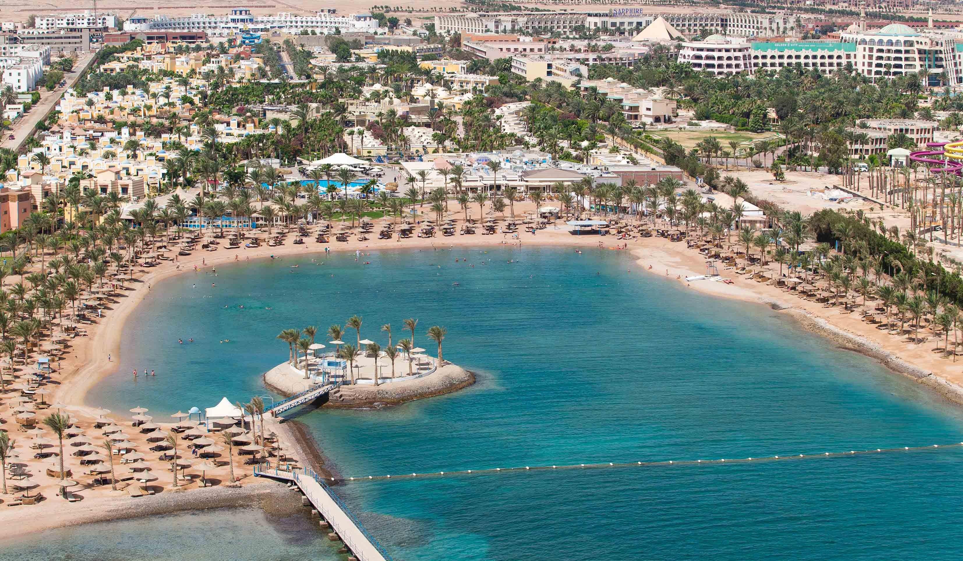 ВЕгипте из-за сокращения турпотока закрылись 220 отелей