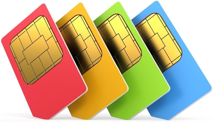 В РФ начали торговать сим-карты, непривязанные коператору связи
