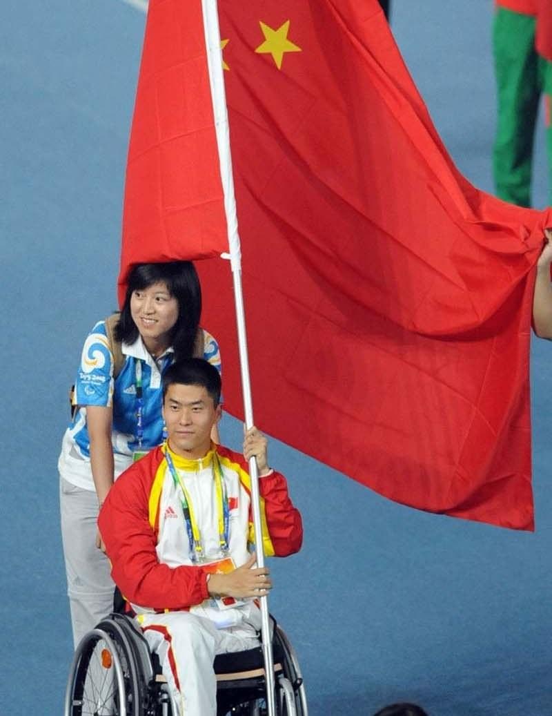 КНР проведет паралимпиаду в столице
