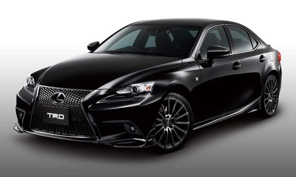 Продан миллионный Lexus IS
