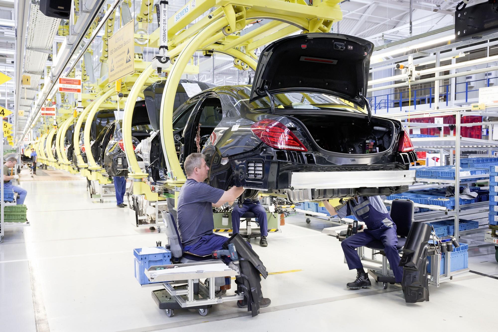 ВФинляндии запустят производство кроссовера Mercedes GLC