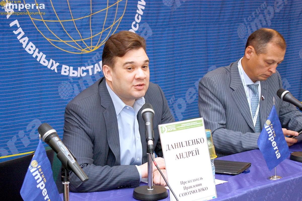 Союзмолоко: Треть молока в РФ - «бумажные» надои
