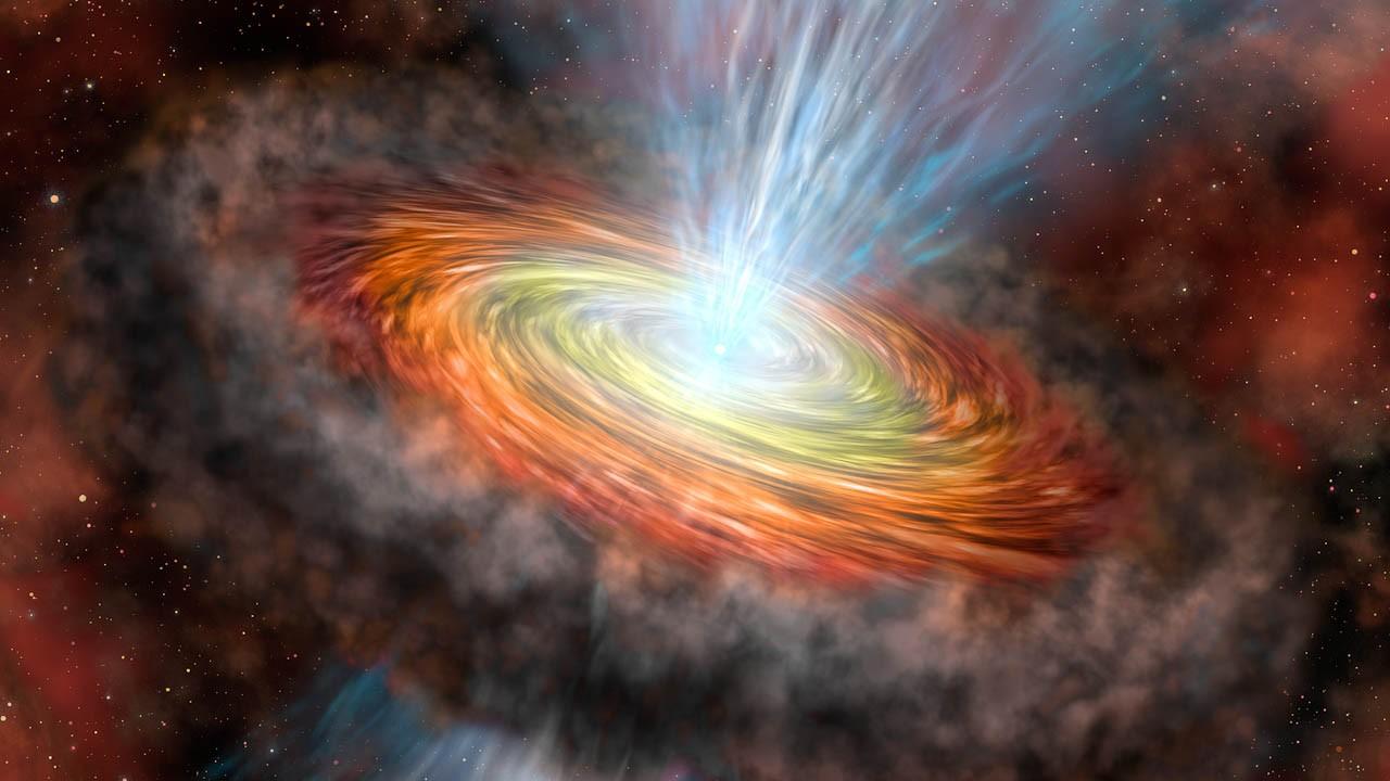 Астрофизики намереваются открыть тайны Вселенной, следя зарождением сверхмассивной звезды