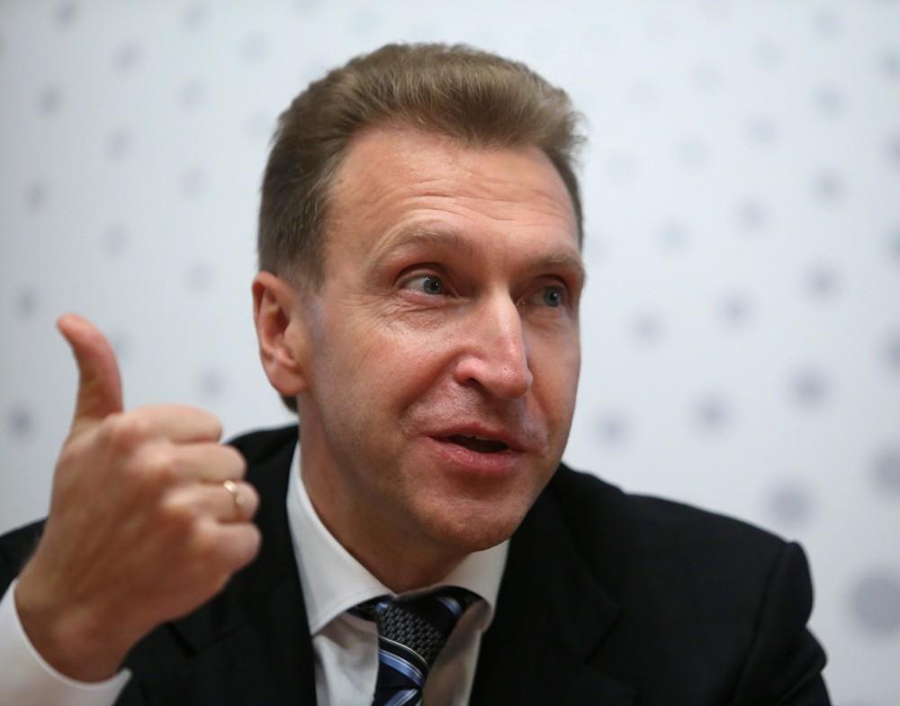 Шувалов считает неменее приемлимой акционерную модель санации банков