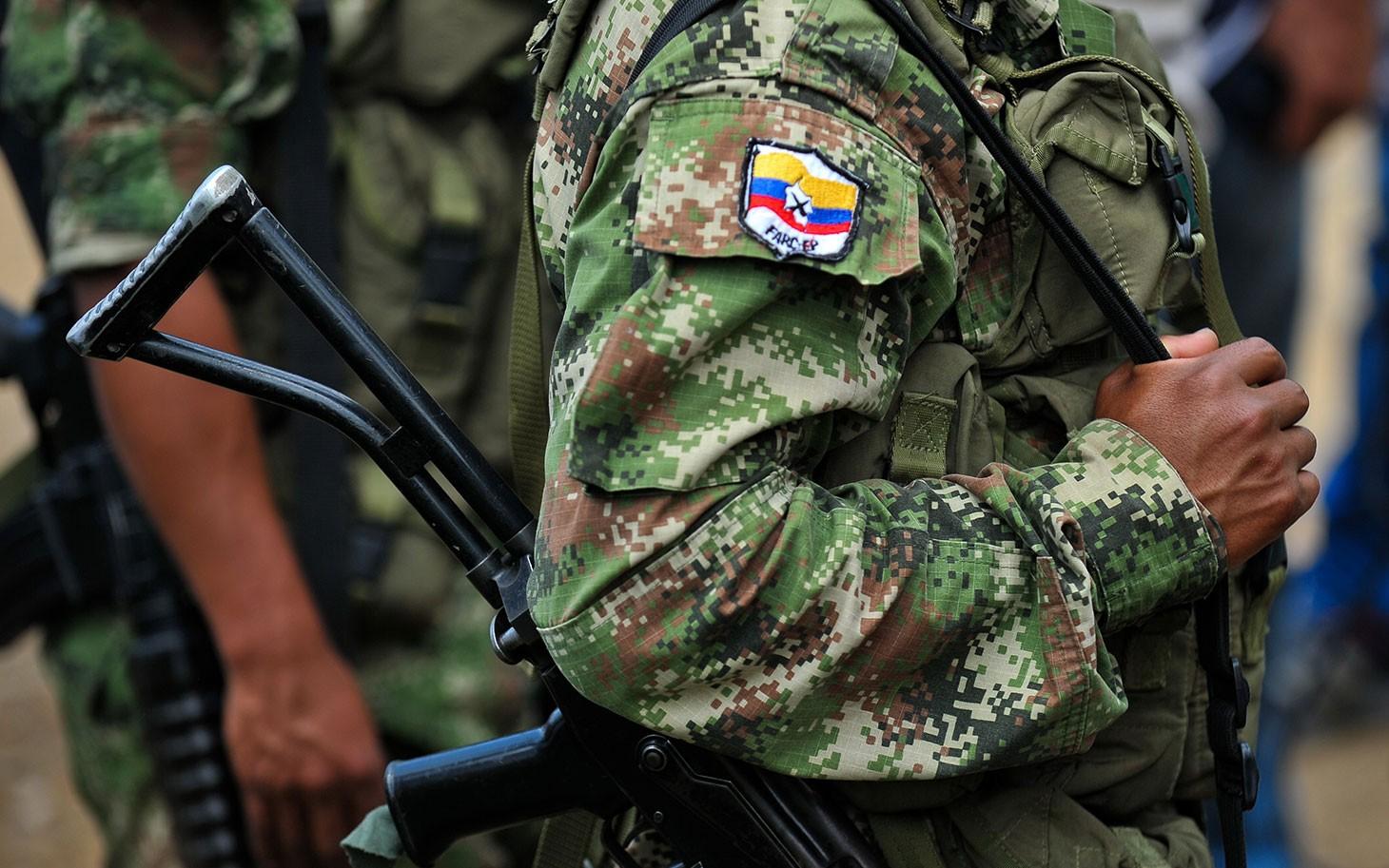 ВКолумбии вступило всилу перемирие властей сФАРК