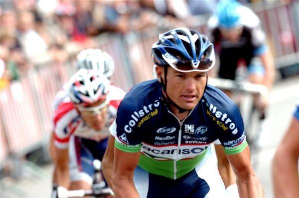 Русский велогонщик занял первое место по результатам восьмого этапа «Вуэльты»
