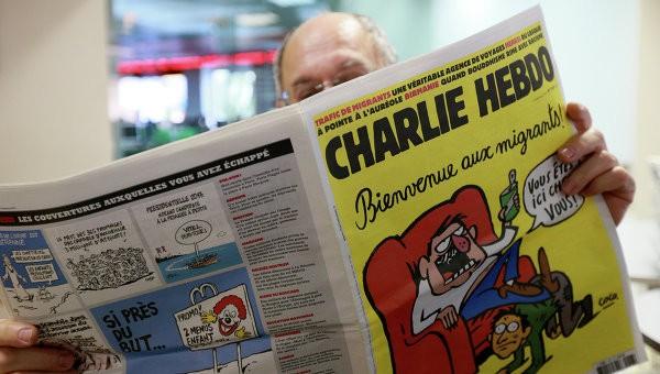 Шурина расстрелявшего Charlie Hebdo боевика проверяют из-за связи сДАИШ