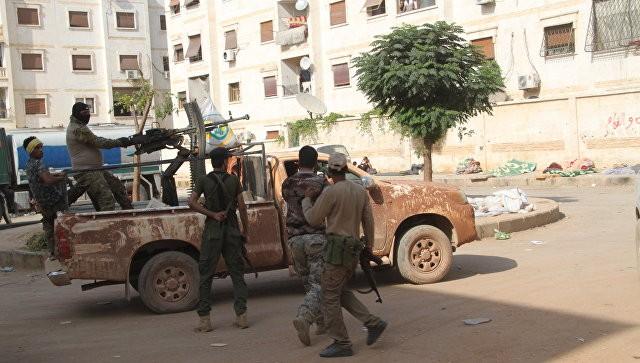 Сирийская армия уничтожила дорогу снабжения террористов вквартале Рамусе наюге Алеппо