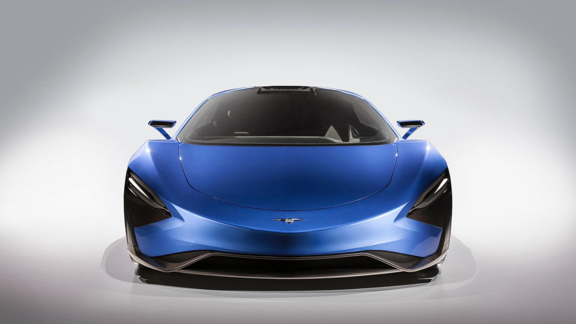 Серийный вариант GT96 дебютирует в 2017-ом году