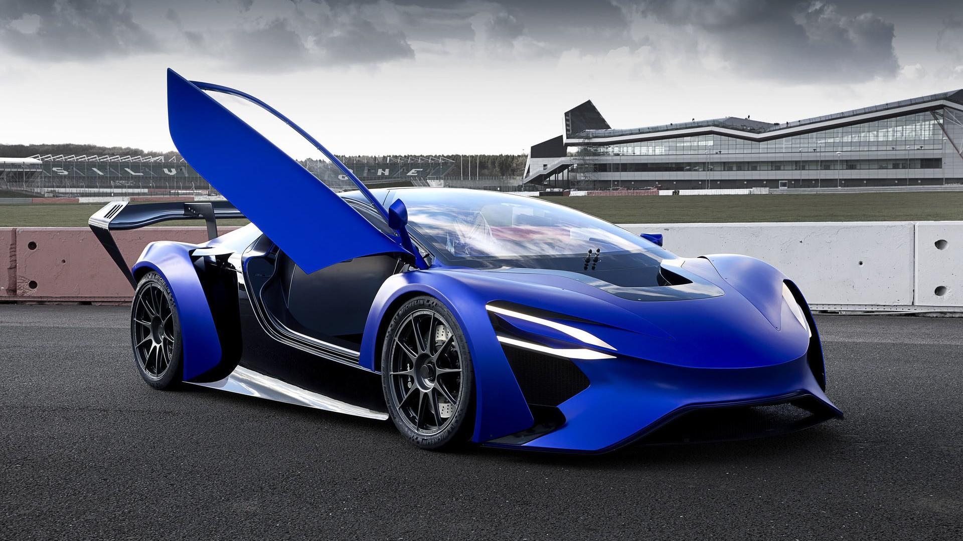 В следующем году Techrules презентует серийную версию суперкара GT96