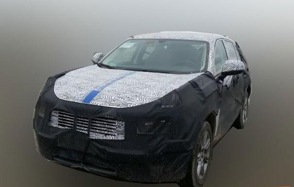 Автомобиль под совместным брендом Вольво иGeely проходит тестирования вКитайской народной республике