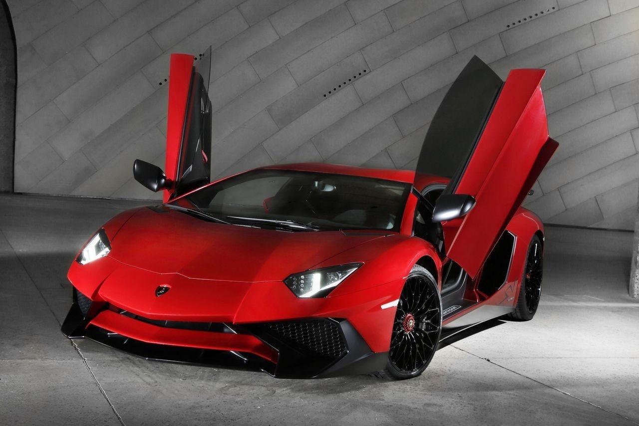 Lamborghini собирается удвоить производительность