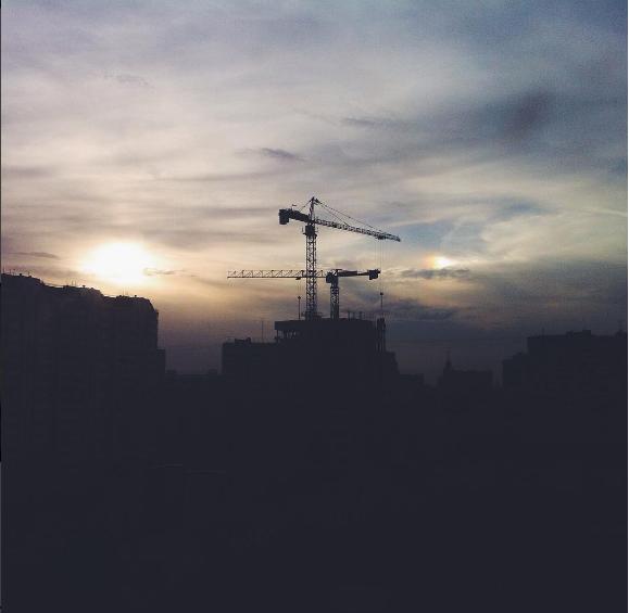 Внебе над Петербургом взошли «ложные Солнца»