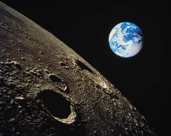 На Луну провели высокоскоростной интернет