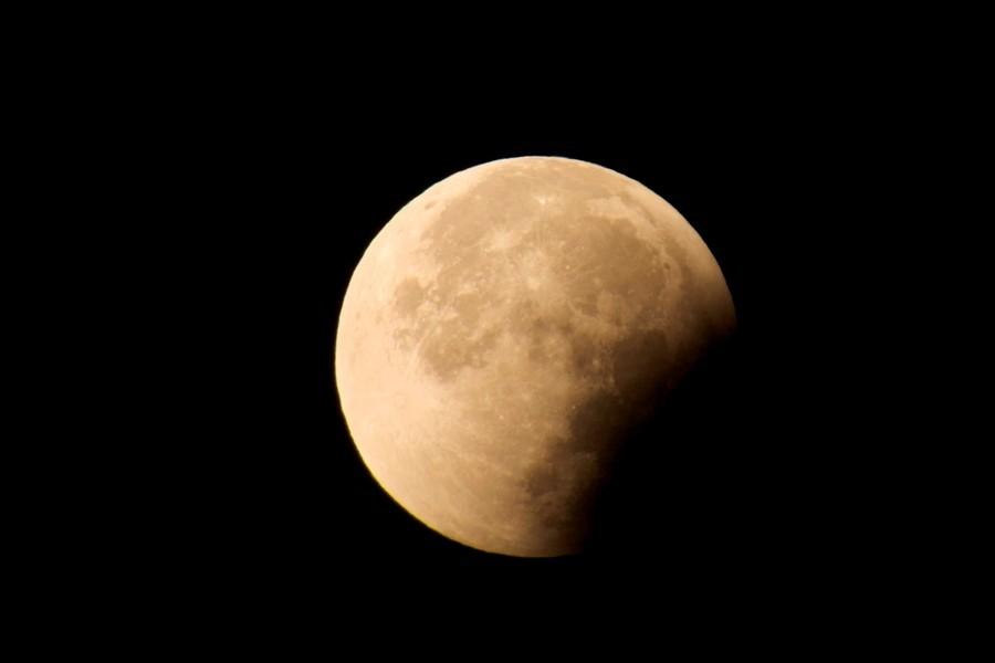 Москвичи осенью увидят полутеневое затмение Луны