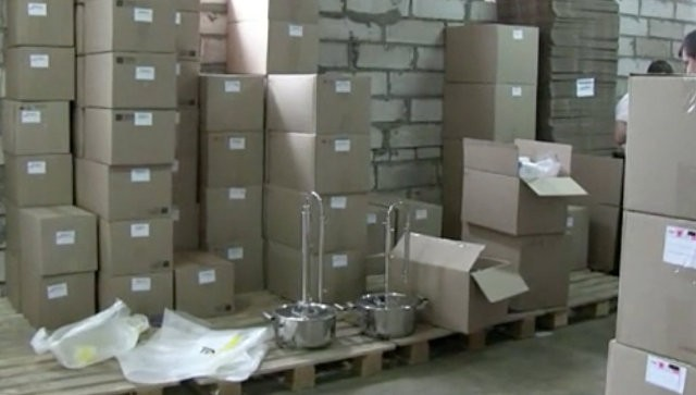 ВКирове проверят самогонный аппарат напредмет нарушения авторского права