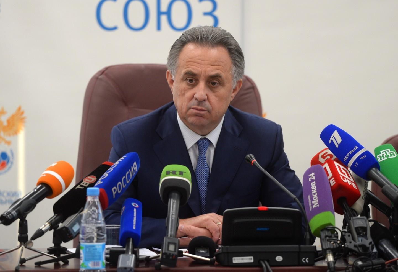 Мутко: РФС ищет «соперников хорошего уровня» вФРГ, Италии иИспании