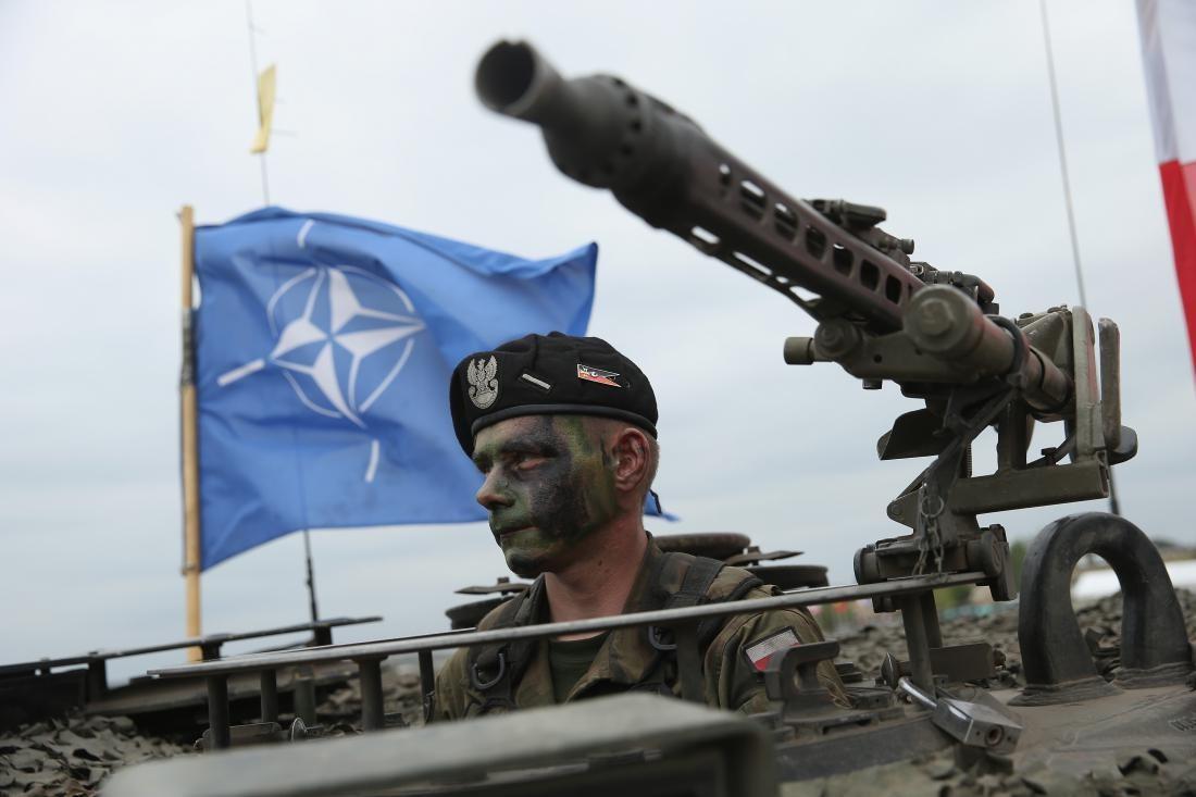 Международный батальон НАТО будет находиться вЛитве набывшей советской базе