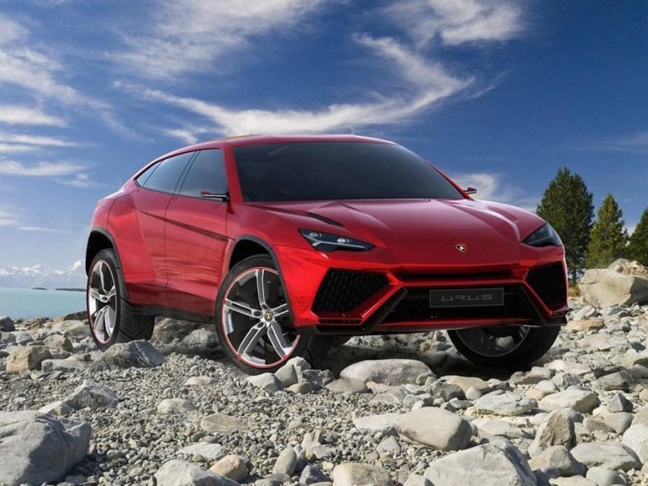 Lamborghini Urus появится намировом рынке в 2019-ом году