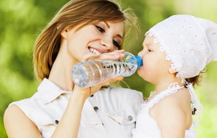 Микробов больше в100 раз— Экспертиза детской воды