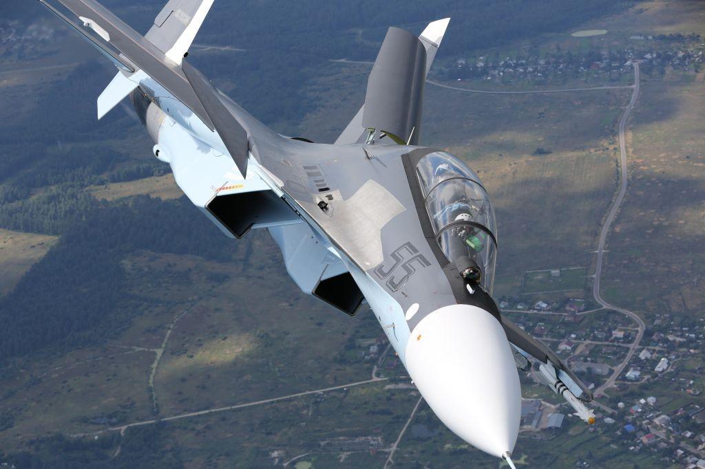 Авиация Южного военного округа нанесла массированный удар поусловному противнику
