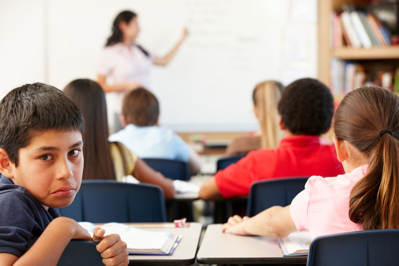 Каждый третий русский школьник несправляется снагрузкой впервом классе— Ученые