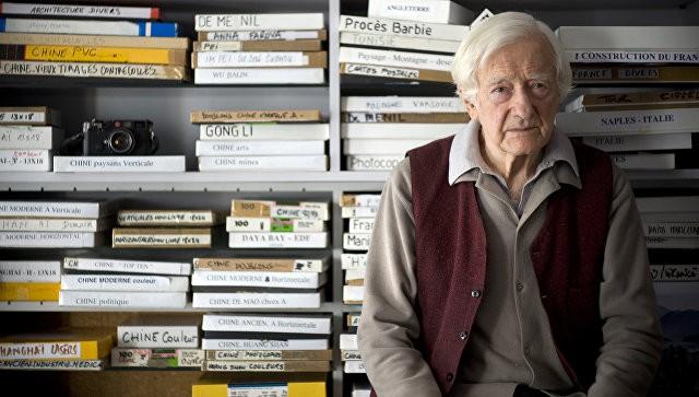 Скончался французский фотограф Марк Рибу