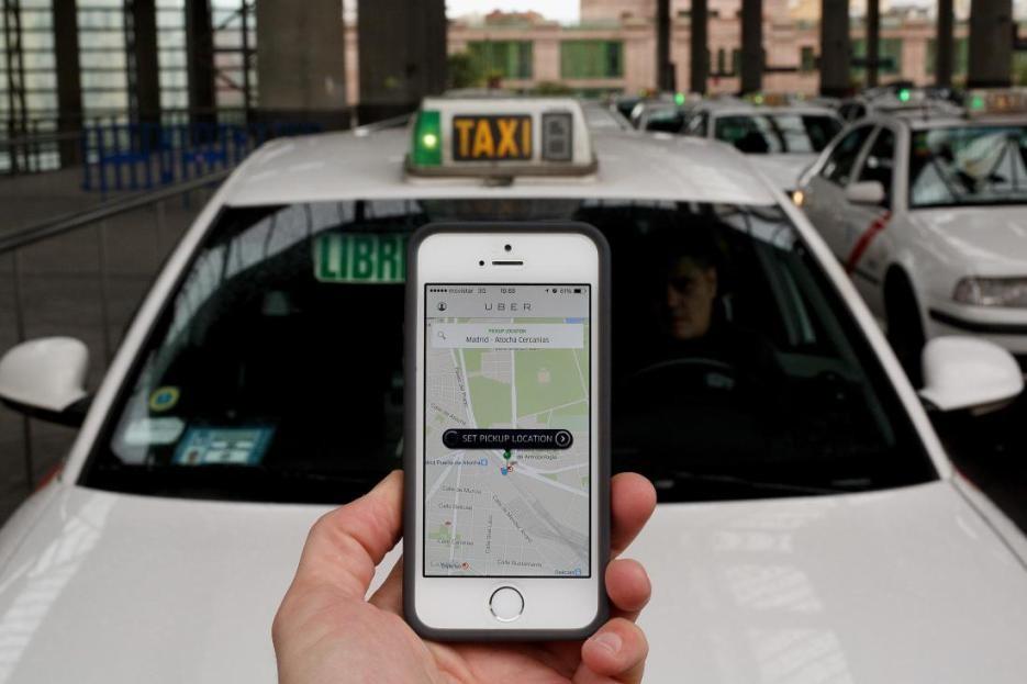 Ксервису Uber встолице Англии подключат электромобили