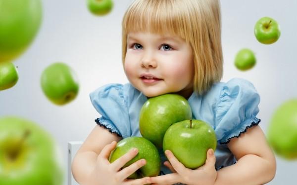 Ученые: Дети не знают, как растут фрукты и овощи