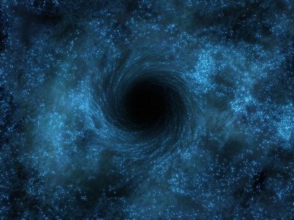 Американские ученые заявили о том, что черная дыра имеет выход