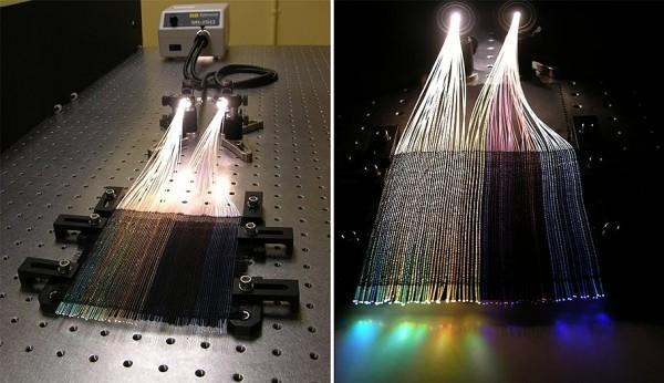 Ученые: Фотонные гиперкристаллы увеличивают излучение в 2D материалах