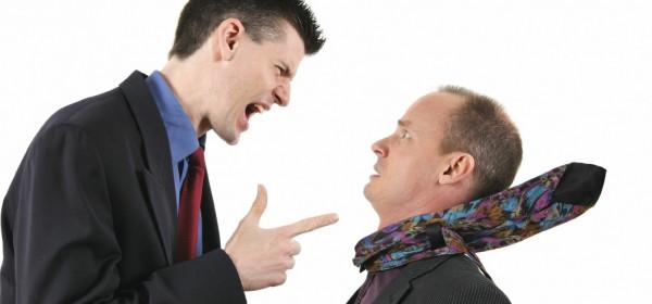 Учёные: Агрессивное поведение руководителей перенимают сотрудники