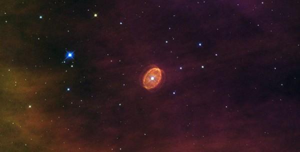 Дно Тихого океана сохранило остатки взрыва сверхновой звезды