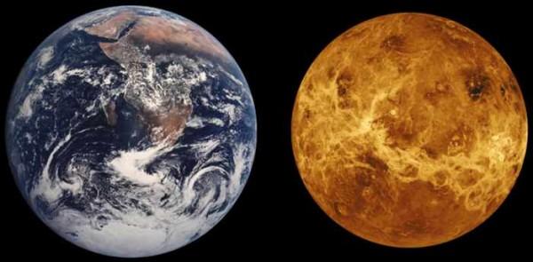 Учёные выяснили, что на Венере раньше могла быть жизнь