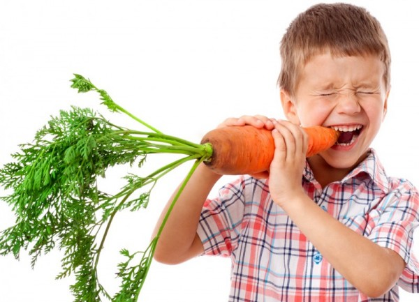 Отсутствие свежей еды у детей вызывает болезни сердца