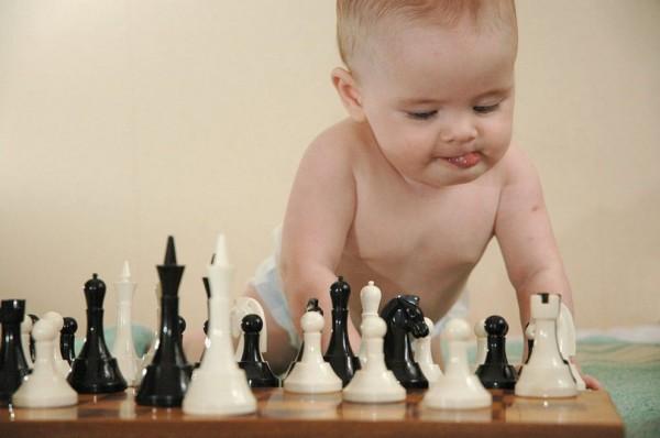 Ученые: Уже в 3-х летнем возрасте дети применяют стратегическое мышление
