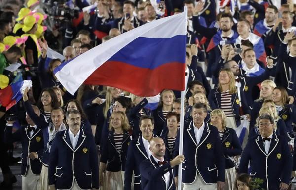 Сборная России вышла на четвёртое место в медальном зачёте Олимпиады