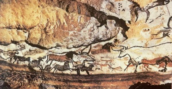 Древним наскальным рисункам навредило наводнение в Китае