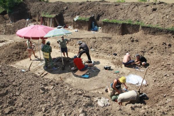 На Кубани археологи нашли погребения представителей неизвестной цивилизации