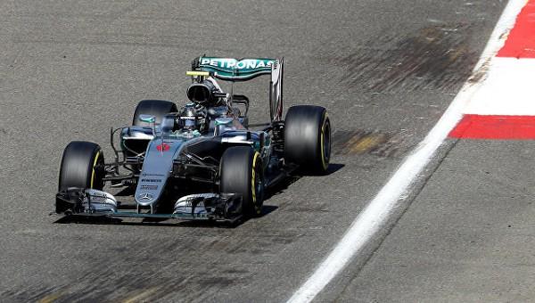 Росберг выиграл квалификацию Гран-при Бельгии, Квят - 19-й