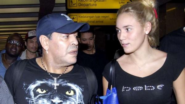 Диего Марадону задержали в Аргентине с поддельными документами