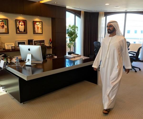 Эмир Дубая уволил девять чиновников из-за прогуливания работы