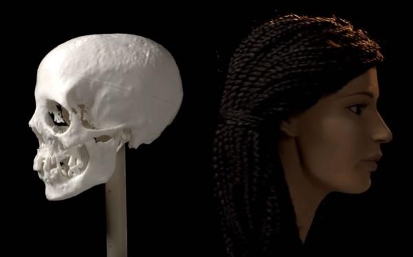 Ученые «воскресили» голову мумии при помощи 3D-принтера