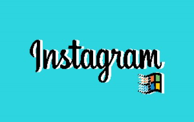 Аниматор представил, как Instagram выглядел бы в Windows 95