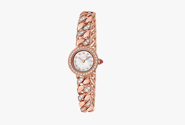 Bulgari создал универсальные дамские часы